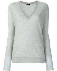 Joseph | V-neck Pullover | Lyst