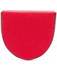 Valextra - Small Coin Purse - Lyst