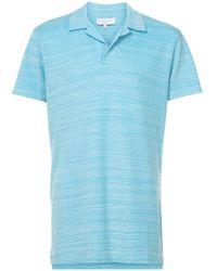 Orlebar Brown   Felix Polo Shirt   Lyst