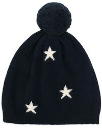 Chinti & Parker - Stars Knitted Beanie - Lyst