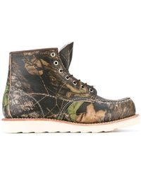 Red Wing - Printed Boots - Lyst