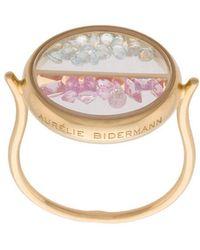Aurelie Bidermann - Chivor Ring - Lyst