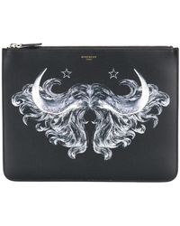 Givenchy - Print Zipped Pouch - Lyst