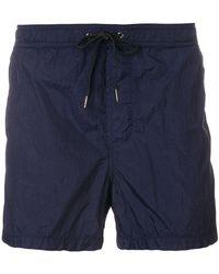 Dondup - Plain Swim Shorts - Lyst