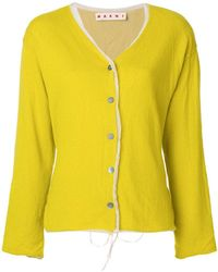 Marni - Relaxed Fit Cardigan - Lyst