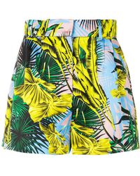Versace - Casual Printed Shorts - Lyst