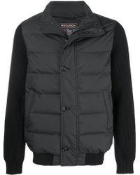 Woolrich - Padded Body Jacket - Lyst