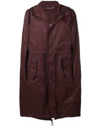 Valentino - Hooded Cape - Lyst