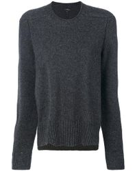 Isabel Marant - Clash Knitted Jumper - Lyst
