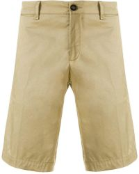 Moncler - Tailored Bermuda Shorts - Lyst