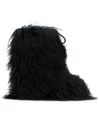 Chiara Ferragni - Mongolian Boots - Lyst