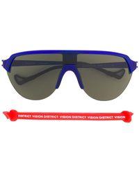 District Vision - Nagata Sunglasses - Lyst