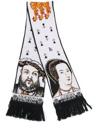 Y. Project - King And Queen Scarf - Lyst
