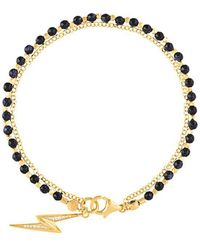 Astley Clarke - 'biography' Lightning Bolt Bracelet - Lyst