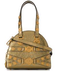 Versace - Studded Medusa Shoulder Bag - Lyst caccabd596f0c