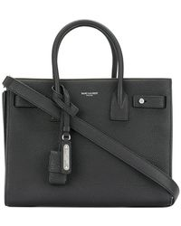 Saint Laurent - Top Handle Handbag - Lyst