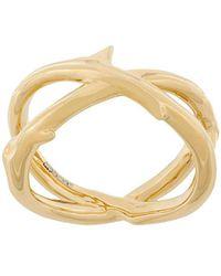 Shaun Leane Rose Thorn Ring - Многоцветный
