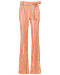 Olympiah - Piaggia Wide Trousers - Lyst