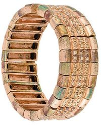 Philippe Audibert - Elasticated Embellished Bracelet - Lyst