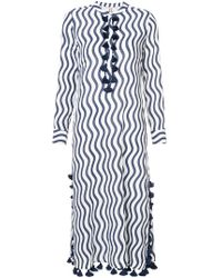 Figue - Paolina Long Kaftan Dress - Lyst