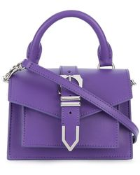 Versus  | Buckle Fastening Shoulder Bag | Lyst