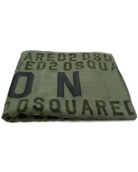 DSquared² - Icon Beach Towel - Lyst