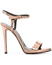 Marc Ellis - Metallic Sandals - Lyst