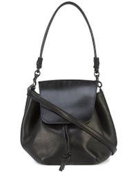 Y's Yohji Yamamoto - Thick Flap Pochette Bag - Lyst