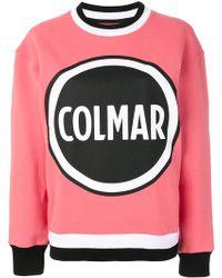 Colmar - Logo Print Sweatshirt - Lyst