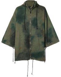 Toogood - Manteau à imprimé camouflage The Explorer - Lyst