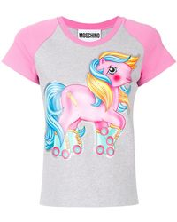 Moschino - My Little Pony T-shirt - Lyst