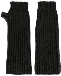 Marni - Knitted Fingerless Gloves - Lyst