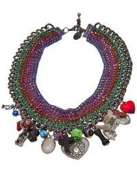Venessa Arizaga - 'candy Says' Necklace - Lyst