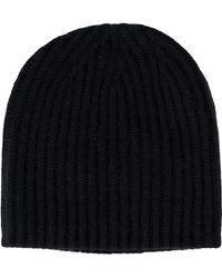 Warm-me - Knit Cap - Lyst