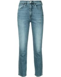 3x1 - Authentic Straight Jeans - Lyst