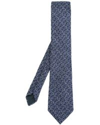 Fashion Clinic Timeless | Oval Pattern Tie | Lyst