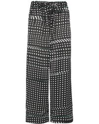 Facetasm - Dotted Trousers - Lyst