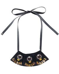 Dorothee Schumacher - Lace-up Necklace - Lyst