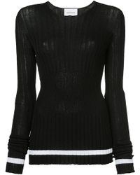 Georgia Alice - Palm Knitted Top - Lyst