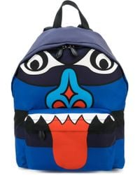 Givenchy - Totem Print Backpack - Lyst