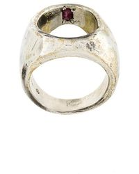 Henson - 'ruby Mine' Ring - Lyst