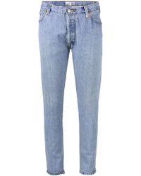 RE/DONE Originals High Rise Skinny Jeans