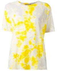 Suzusan - Printed T-shirt - Lyst