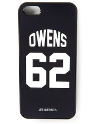 LES (ART)ISTS - 'owens' Iphone 5 Case - Lyst