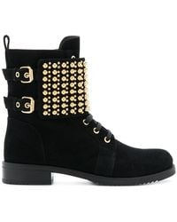 Loriblu - Studded Ankle Boots - Lyst