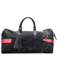 Neil Barrett - Smoke Duffle Bag - Lyst