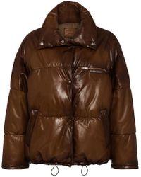 Prada - Puffer Jacket - Lyst