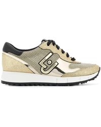 Liu Jo - Colour Block Sneakers - Lyst