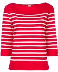By Malene Birger   Striped Sweatshirt   Lyst