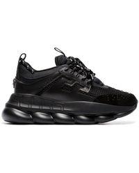 Versace - Platform Sneakers - Lyst